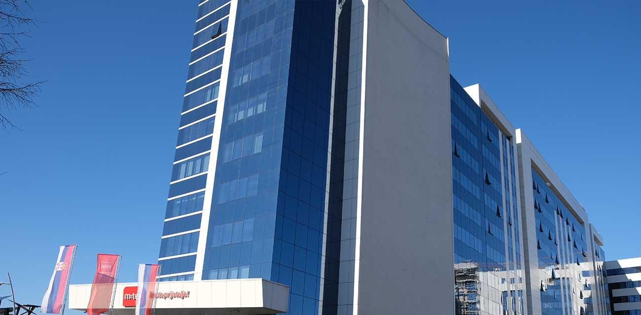 Poslovna zgrada M:tel